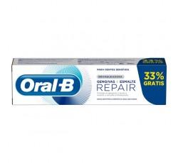 Oral B Geng Esmal Rep Past Dent Brq 75+25mL