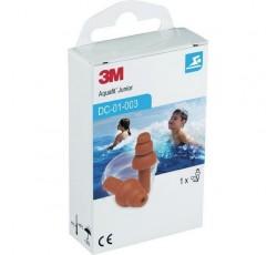 3M Aqua Fit Tampao Oto Ag Junior X 2