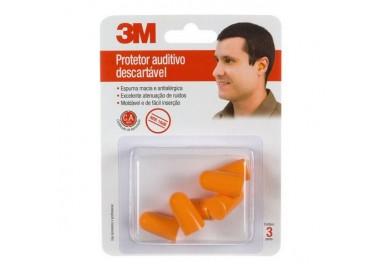 3M Protectores Audit Prot Oto Ad Descartavel