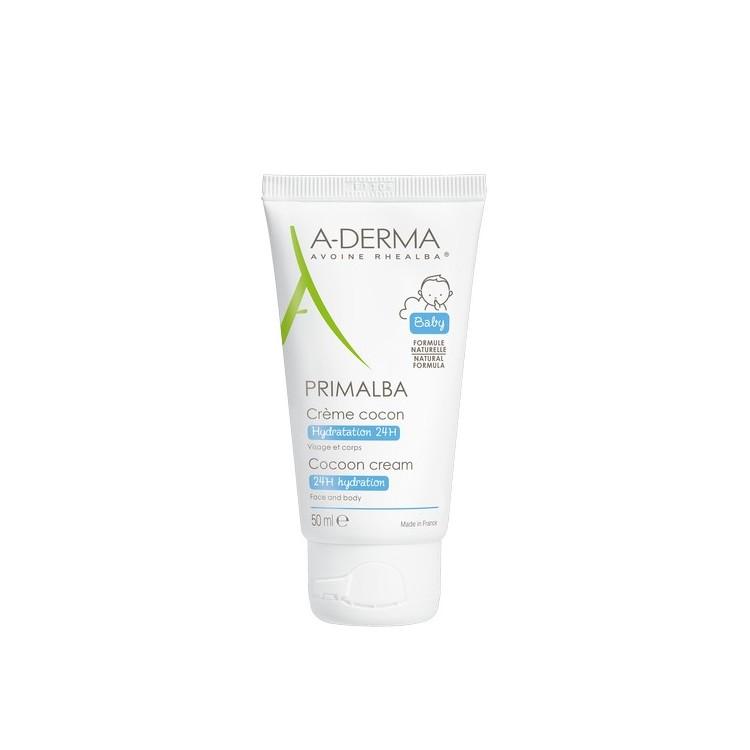 A-Derma Primalba Cr Hidrat Cocon 50mL
