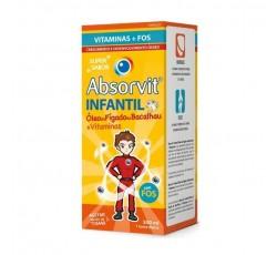 Absorvit Inf Ol Fig Bacalh+Vit Emul 300mL