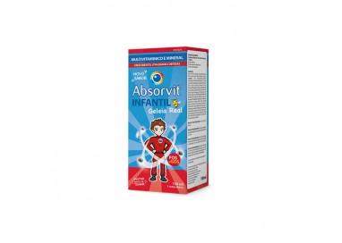 Absorvit Infantil Xar Geleia Real 150 mL