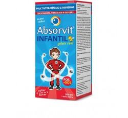 Absorvit Infantil Xar Geleia Real 300 mL