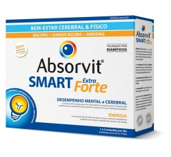 Absorvit Smart Amp Ext Ft 10 mL X 30