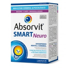 Absorvit Smart Neuro Caps X30 Cáps