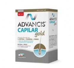 Advancis Capilar Gold Caps X 30+30