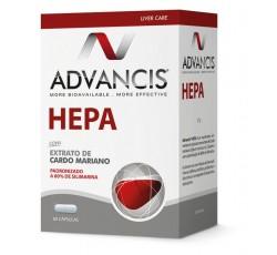 Advancis Caps Hepa X 60