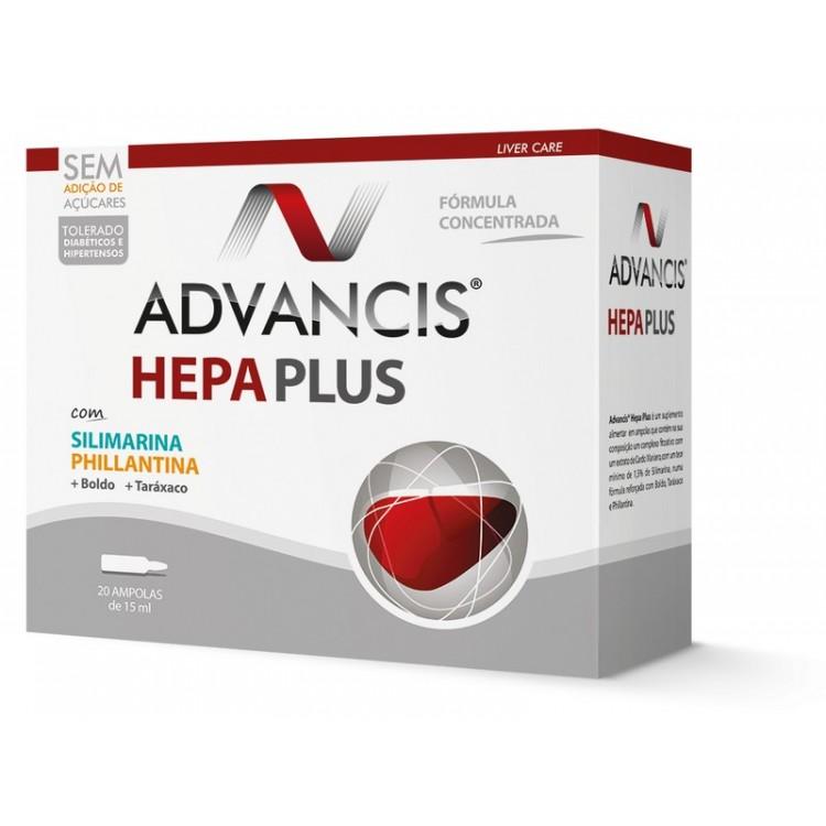 Advancis Hepa Plus Amp 15mL X 20 Amp Beb