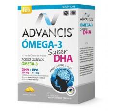 Advancis Omega-3 Super Dha Caps X30