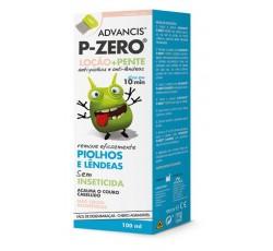 Advancis P Zero Locao Piolhos 100mL+Pente