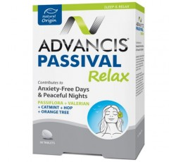 Advancis Passival Adultos X 30 Comp