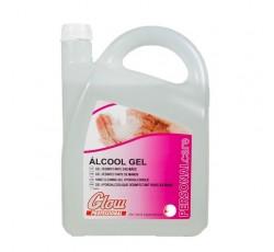 Álcool Gel Glow 5 Lts