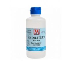Álcool Sanitario Álcool 96º 250 mL