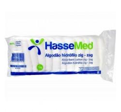 Algodão Hassemed Alg Hidrofilo Zig Zag 70G 3191
