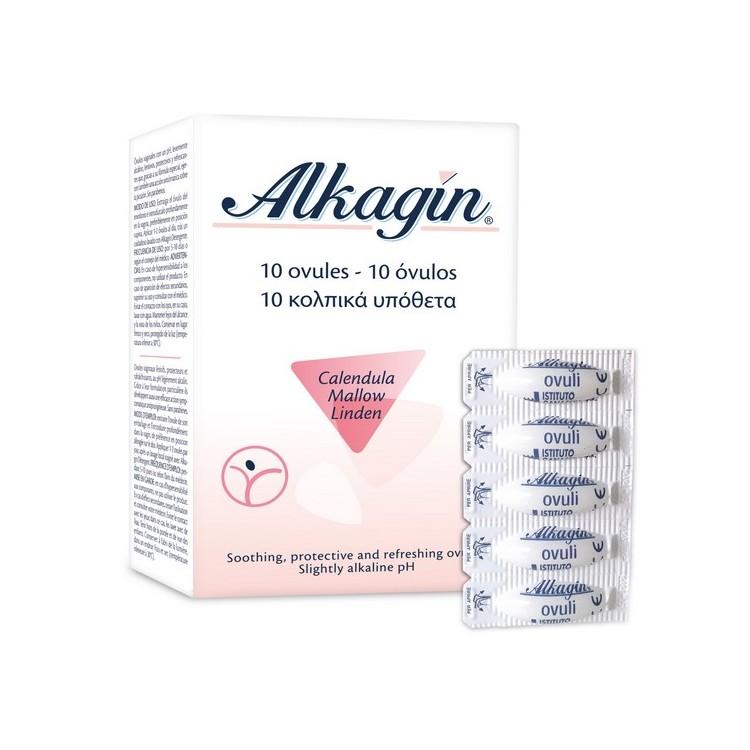 Alkagin Ovulos X 10