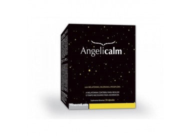 Angelicalm Noite Caps X 30