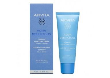 Apivita Aqua Beelicious Creme Conforto Hidratante 40mL