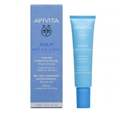 Apivita Aqua Beelicious Gel De Olhos Hidratante 15mL