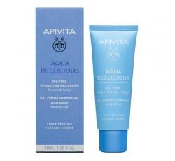 Apivita Aqua Beelicious Gel-Creme Hidratante Oil-Free 40mL