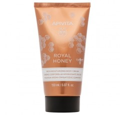 Apivita Creme Hidrante Rico Corporal Royal Honey 150mL