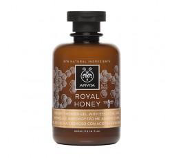 Apivita Gel De Banho Royal Honey Com Óleos Essenciais 300mL