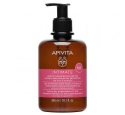 Apivita Intimate Gel Limpeza Proteção Extra 300mL
