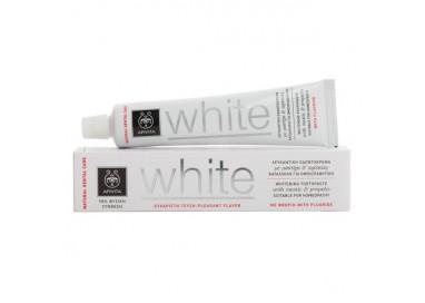 Apivita Pasta De Dentes White 75mL