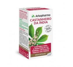 Arkocapsulas Caps Castanheiro India Capsx45