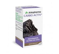 Arkocapsulas Carbo Activ Caps X48