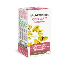 Arkocapsulas Omega 3 Caps X 50