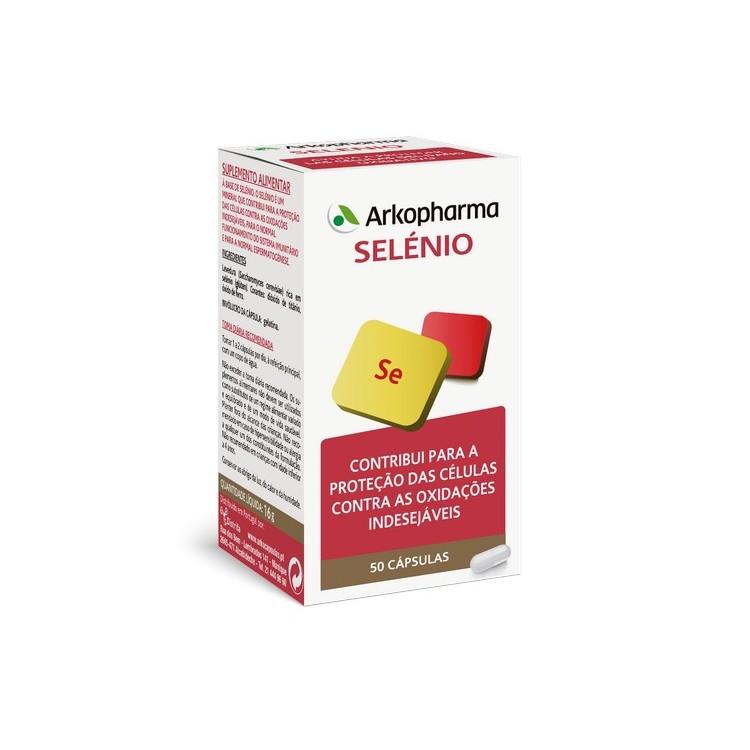 Arkopharma Selenio Caps X50