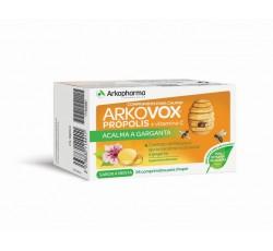Arkovox Propolis+ Vit C Menta Comp X 24