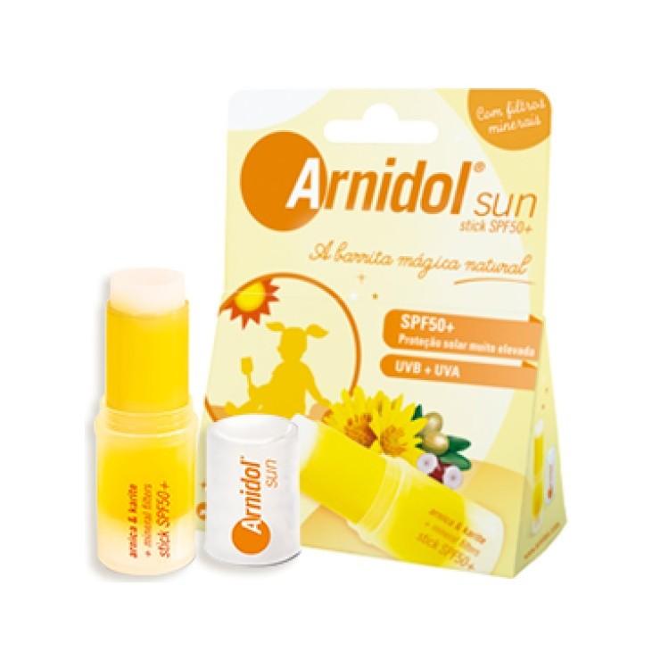 Arnidol Sun Arnic Karite Stick Fps50+ 15G