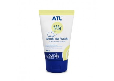 ATL Baby Cr Muda Fralda 100G