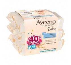 Aveeno Baby Toalhita Limp 72X6