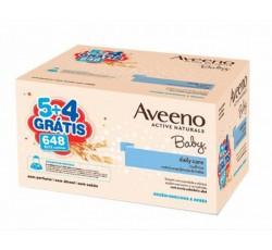 Aveeno Baby Toalhita Limp 72X9 Box