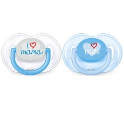 Avent Philips Chup Sl Frase 0-6M Boyx2