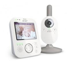 Avent Philips Intercom Dig C/ Camera Scd843