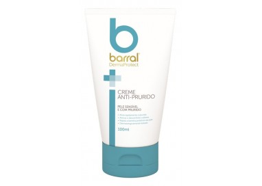Barral Dermaprote Cr Anti Prurido 100 mL