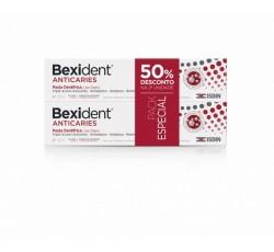 Bexident Anticar Pasta Dent125+Desc50% 2Un