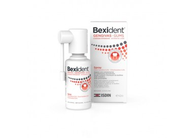 Bexident Gengivas Spray Prot Gengivas 40 mL