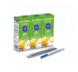 Bi Oralsuero Sol Or 200 mL X 3 Frutas