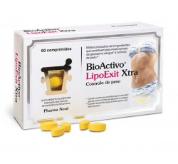 Bioactivo Lipoexit Xtra Comp X 60