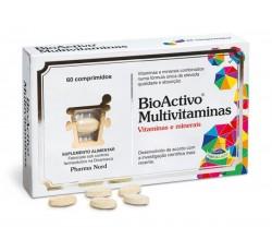 Bioactivo Multivitaminas Comp X 60