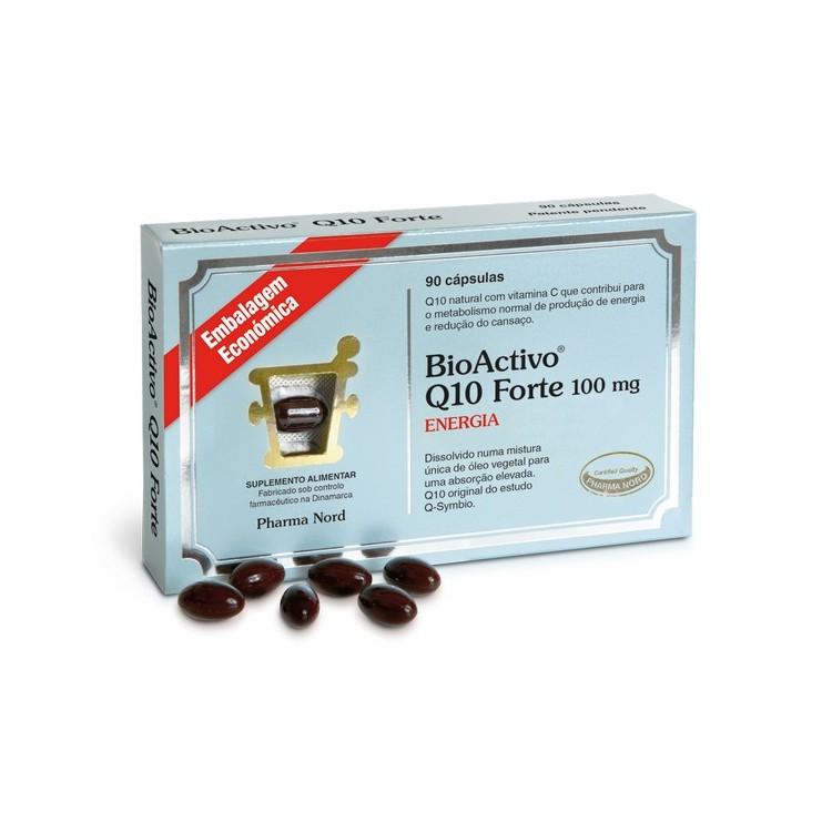 Bioactivo Q10 Forte 100Mg Capsx90