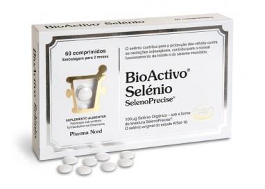 Bioactivo Selenio Comp X60