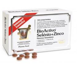 Bioactivo Selenio+Zinco Comp X150