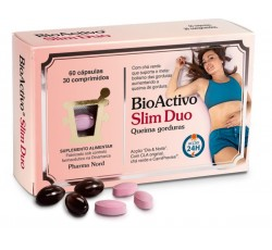 Bioactivo Slimduo Caps X 60 + Comp X 30