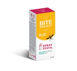 Bite Protect Buzz Out Textil Spray 50mL