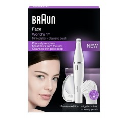 Braun Face Esc Limp Normal Substit 80 X2